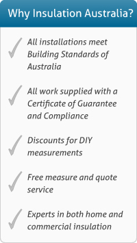 why insulation australia